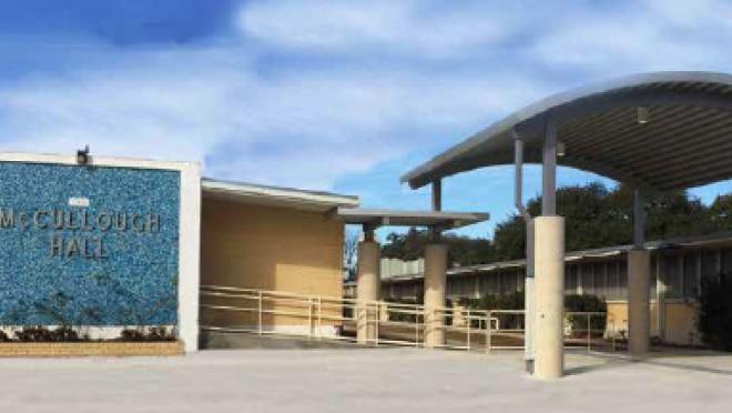 McCullough Hall Nursing Center Expands
