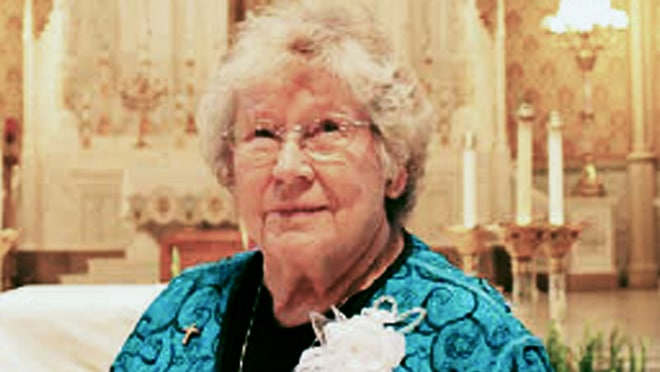 Sister Charlene Wedelich Celebrates 45 Years of Service