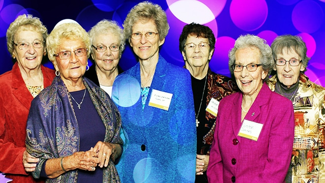 New Book Reveals Women's Influence on Society, Cites Six Sisters of Providence
