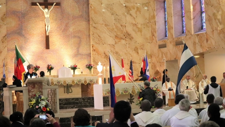 Closure of the 175th Anniversary of the Founding of  the Congregation of the Sisters of Providence, Montreal