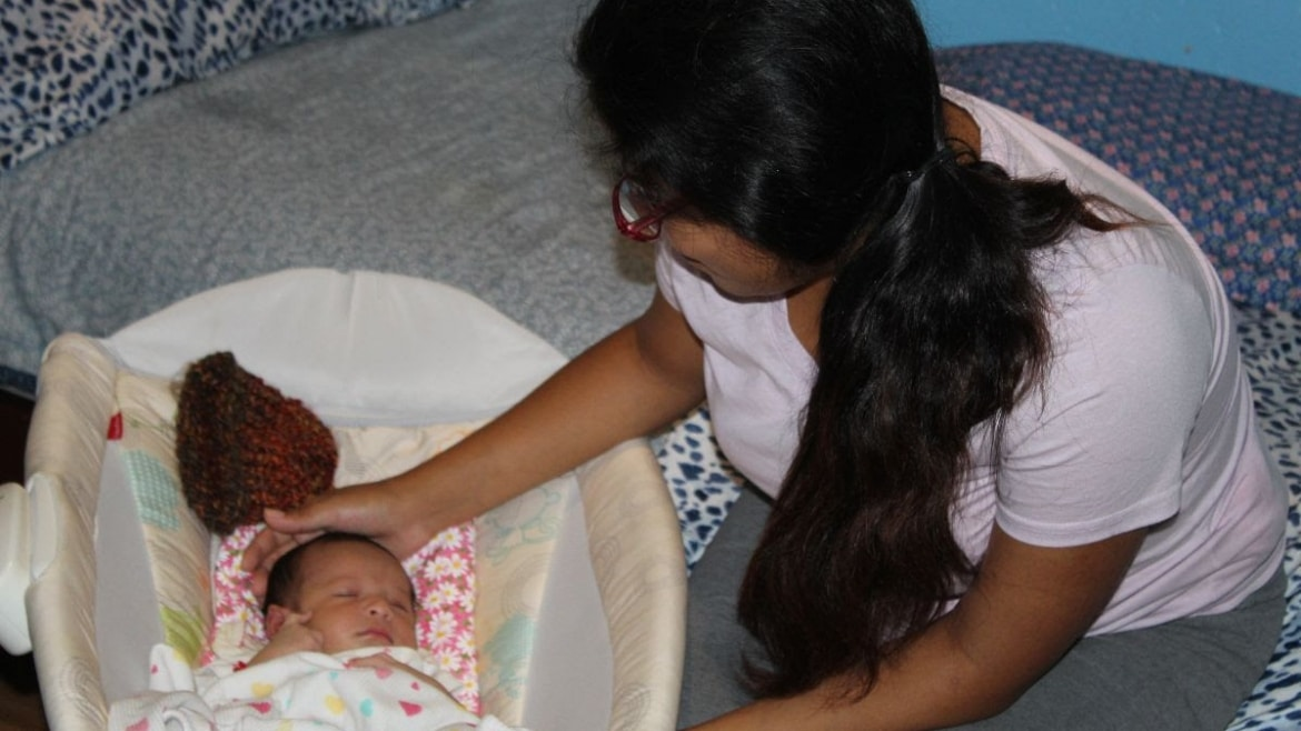A Peruvian Mother's Story