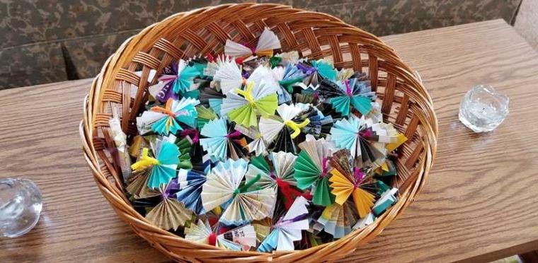 Butterflies for Immigrant Children