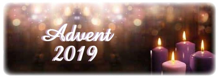 Advent Prayer Services Now Available for 2019