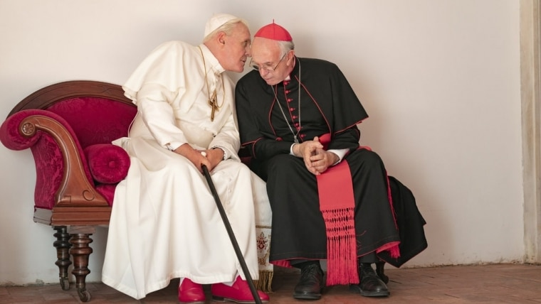 """Truth and Love in """"The Two Popes"""""""