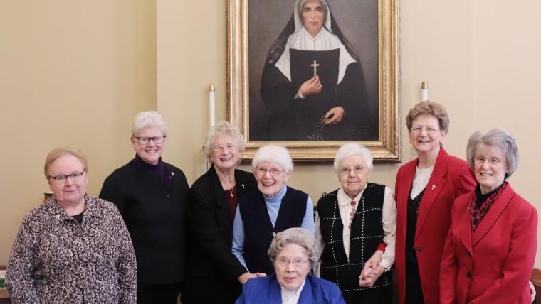 Sisters of Providence celebrate joyous senior jubilee