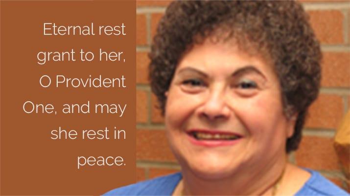 In Memoriam: Beverly Camper, CDP Associate