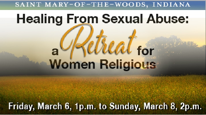 Retreat: Healing from Sexual Abuse, a Retreat for Women Religious