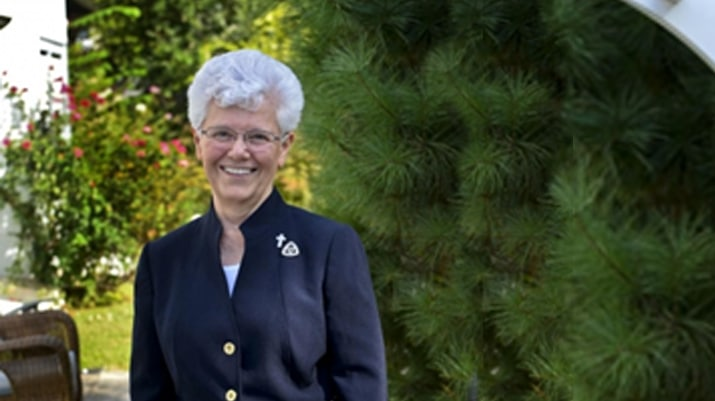WV Institute for Spirituality director marks anniversary