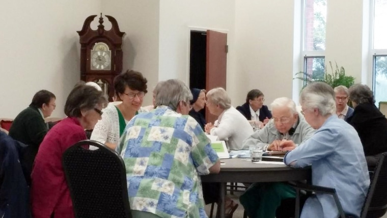 Wisdom Circles and Laudato Si Groups Formed
