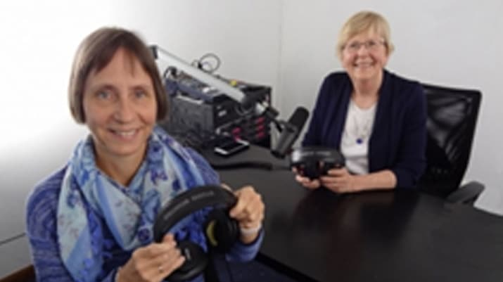Ask Sister Podcast features Sr. Clara Kreis, CDP
