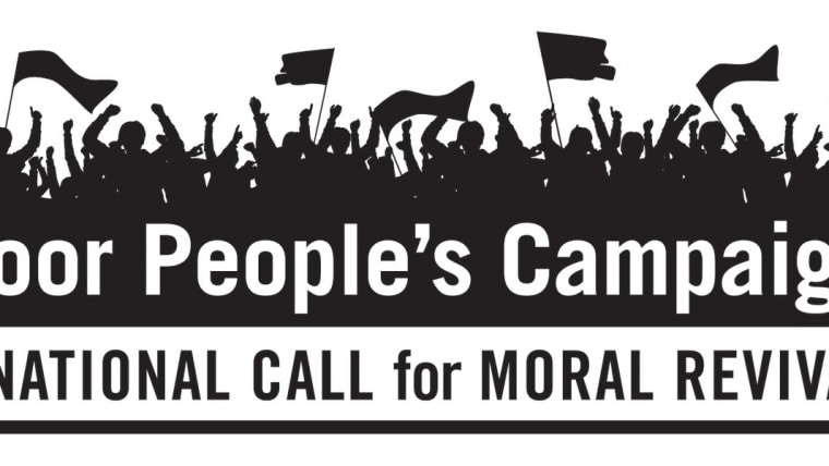 Poor People's March on Washington Goes Digital