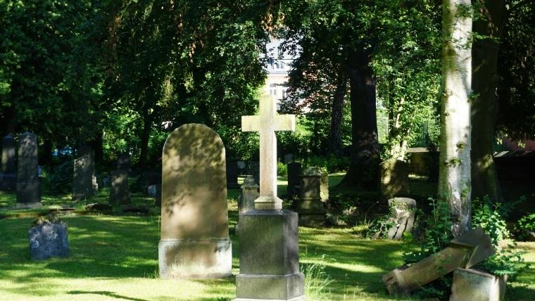 Cemetery Graces and Surprises