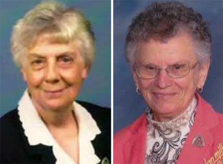 Sisters Bid Farewell to La Posada Providencia