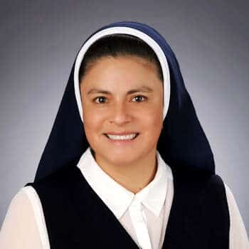 Sister Leads Theology Department