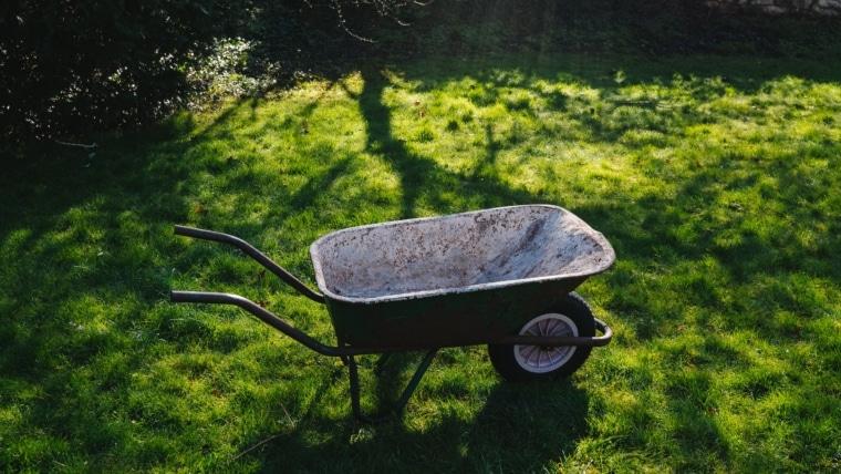 A Wheelbarrow Question?